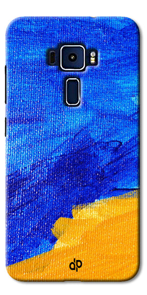 Digiprints abstract painted Printed Designer Back Case Cover For Asus Zenfone 3 Laser ZC551KL