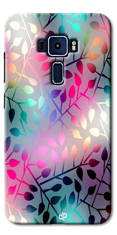 Digiprints Rainbow Pyramid Printed Designer Back Case Cover For Asus Zenfone 3 Laser ZC551KL