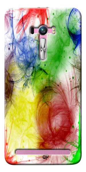 Digiprints  color art Printed Designer Back Case Cover For Asus Zenfone Selfie ZD551KL