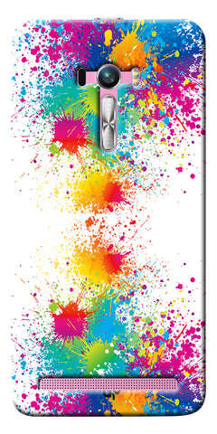 Digiprints  water color background Printed Designer Back Case Cover For Asus Zenfone Selfie ZD551KL