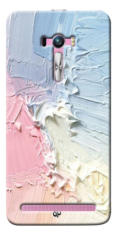 Digiprints Color Pastel Printed Designer Back Case Cover For Asus Zenfone Selfie ZD551KL
