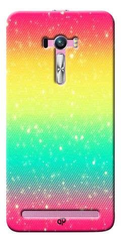 Digiprints Cute Girly Wallpapers Printed Designer Back Case Cover For Asus Zenfone Selfie ZD551KL
