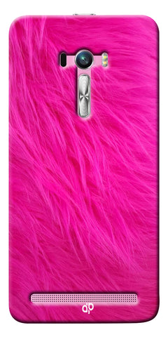 Digiprints PINK Printed Designer Back Case Cover For Asus Zenfone Selfie ZD551KL