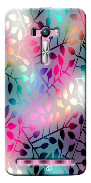 Digiprints Rainbow Pyramid Printed Designer Back Case Cover For Asus Zenfone Selfie ZD551KL