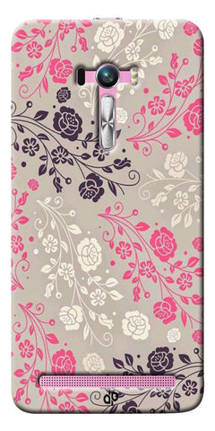 Digiprints girly wallpapers Printed Designer Back Case Cover For Asus Zenfone Selfie ZD551KL