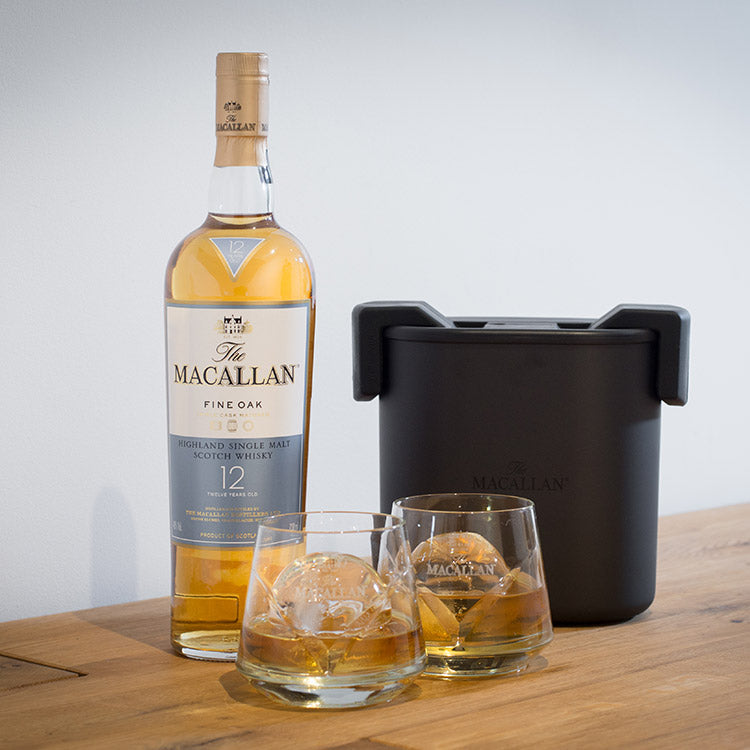 The Macallan Ice Baller Double