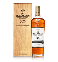 The Macallan Sherry Oak 30 Years Old