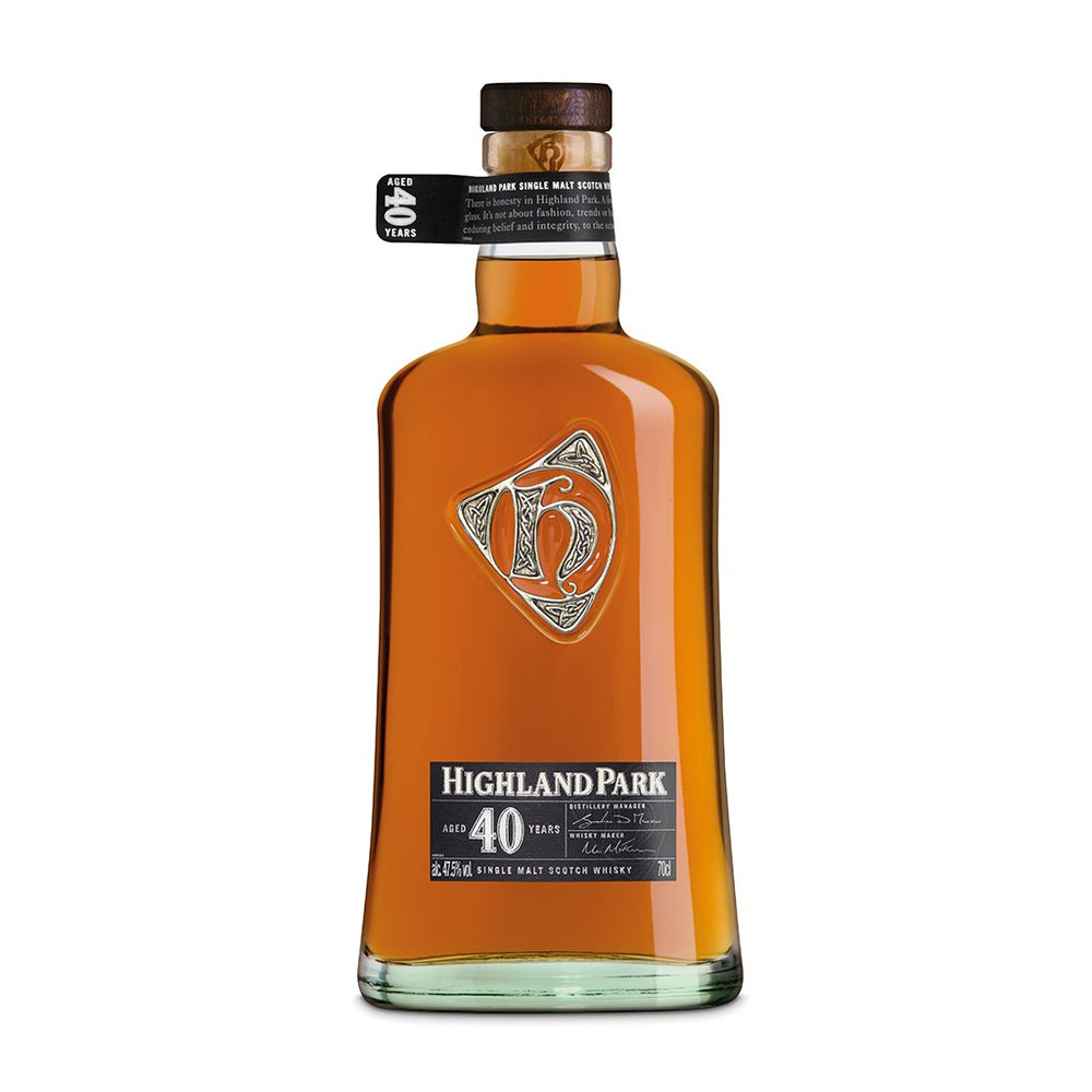 Highland Park 40 Year Old Single Malt Scotch Whisky