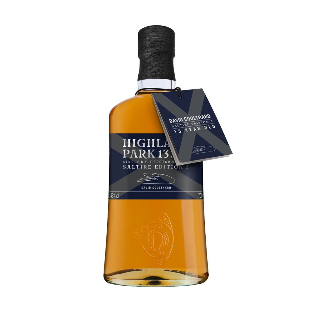 Highland Park Saltire Edition 2 13 Year Old Single Malt Scotch Whisky