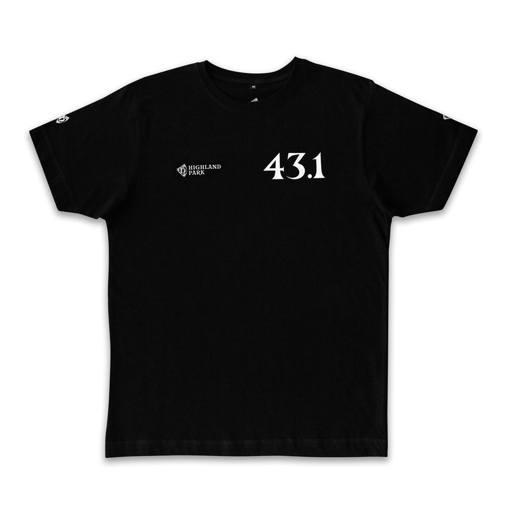 Dragon Legend 43.1 ABV Black T-shirt