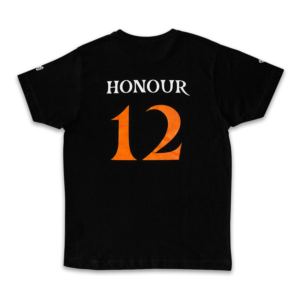 Highland Park Whisky Honour 12 Black T-Shirt