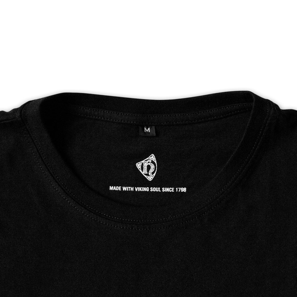 Lion & Serpent Black T-shirt