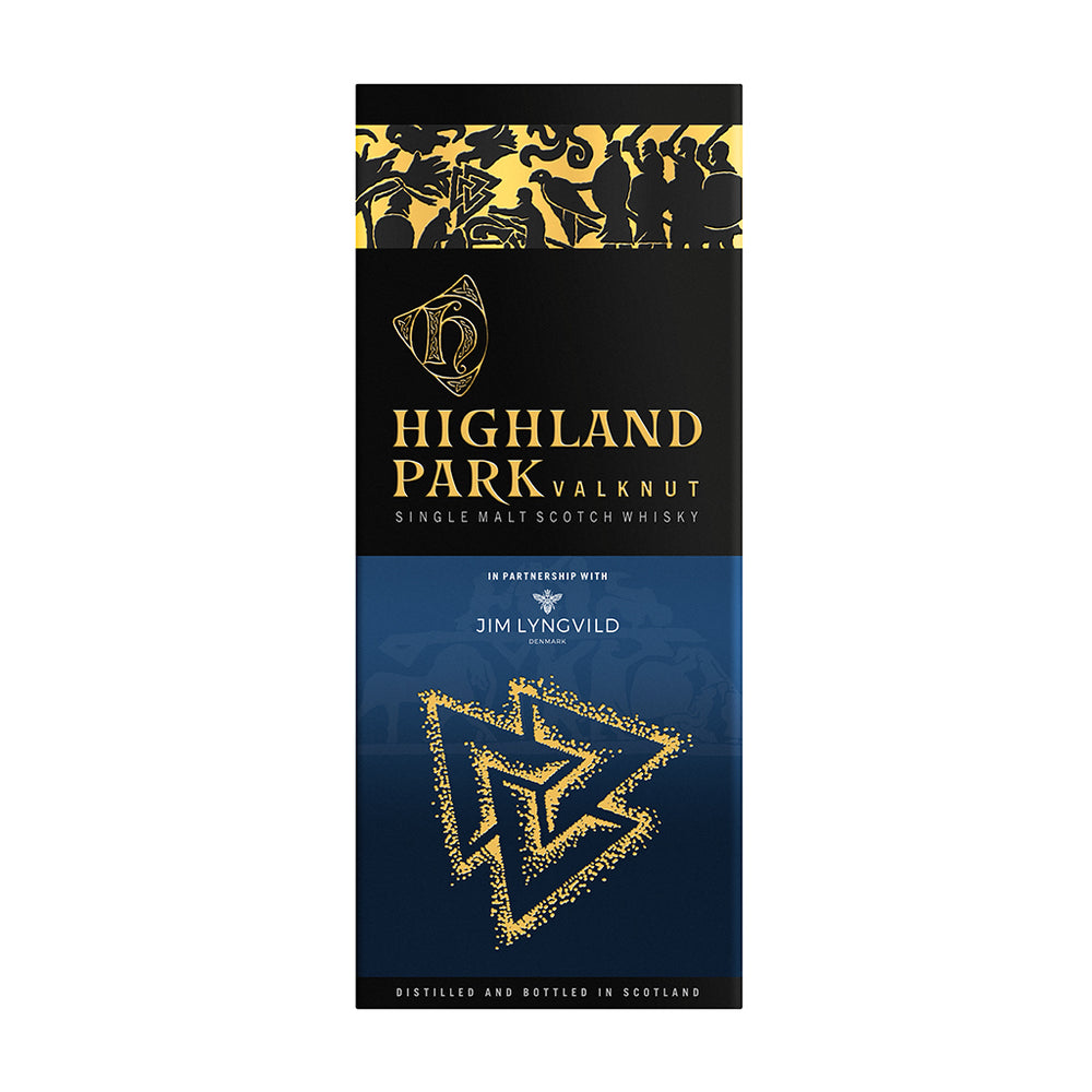Highland Park Valknut Single Malt Scotch Whisky
