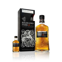 Highland Park Viking Honour 12 Year Old Hitchhiker Pack - Single Malt Scotch Whisky