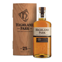 Highland Park 25 Year Old Orkney Single Malt Scotch Whisky
