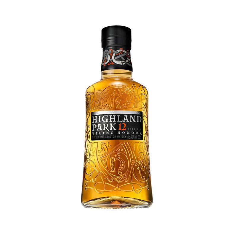 Highland Park Viking Honour 35cl Miniature 12 Year Old Single Malt Scotch Whisky