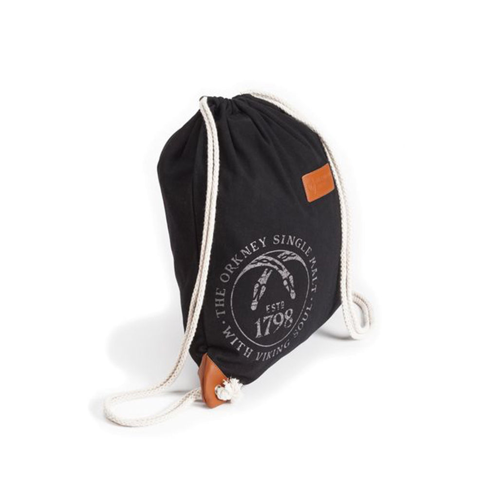 Highland Park Serpent Head Gym & Tote from side