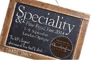 Speciality and Fine Food Fair 2014