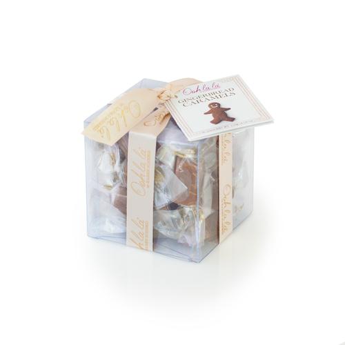 Gingerbread Caramels 20pc