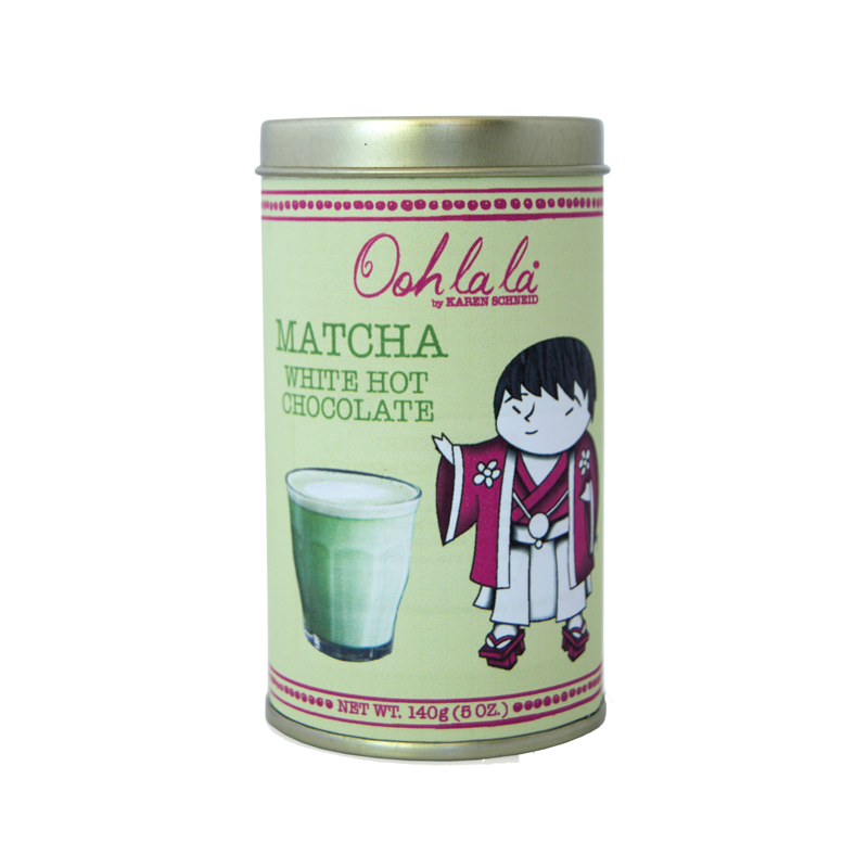 Matcha White Hot Chocolate 140g