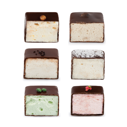 Artisan Marshmallows in Dark Chocolate 6pc