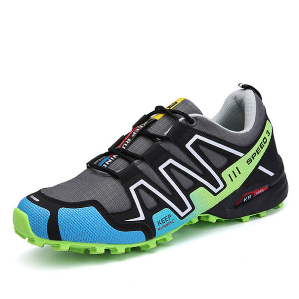 Outdoor Waterproof Shockproof Absorption Hiking Shoes