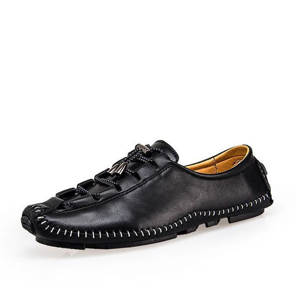 Business High Quality Men Flats Driving Shoes
