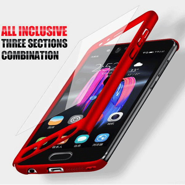 360° Full Cover Shockproof Phone Case For Samsung Galaxy S9 S8+Note 9 8 (Buy 2 Get 15% off)