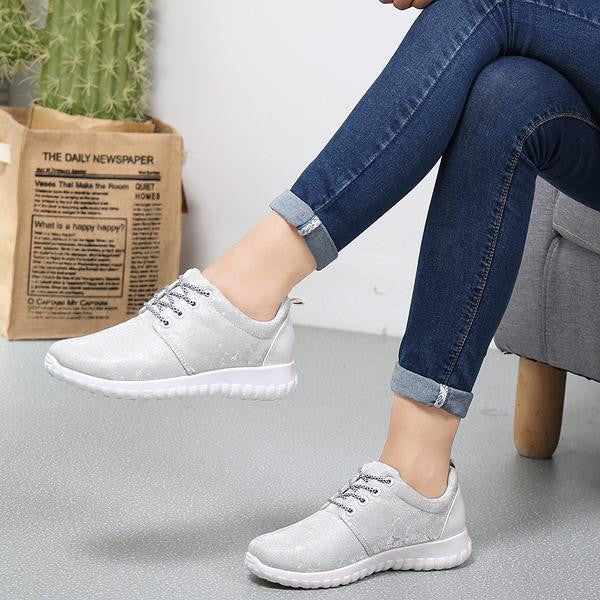 Shoes - Fashion Women Spring Autumn Glitter Casual Shoes