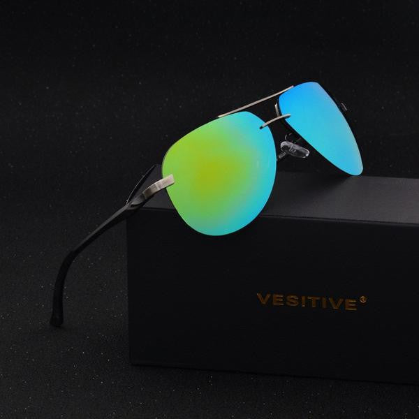 Sunglasses - Aluminum Magnesium Polarized Sunglasses