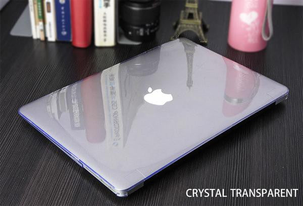 Consumer Electronics - Clear\Matte Transparent Case For Apple Macbook