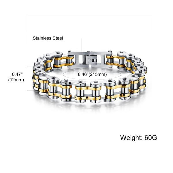 Bracelet - Men Bracelets&Bangles Steel Jewelry