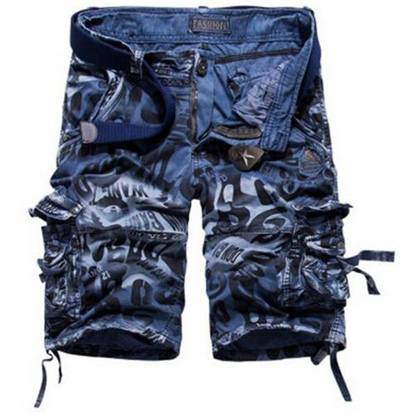 eb878ca5be Shorts - 2018 Men Military Summer Shorts – Feature Mall