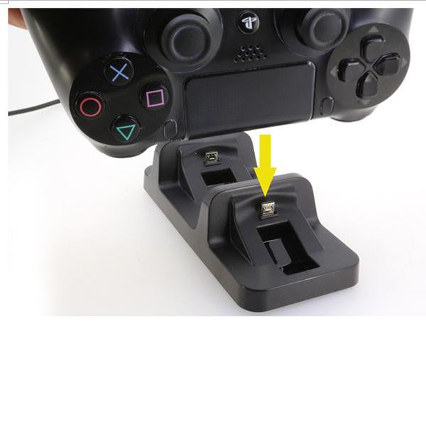 Consumer Electronics - Dual USB Charging Game Controller Dock