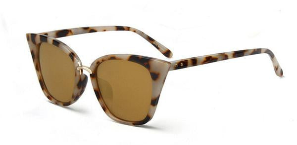 Sunglasses - Vintage Cat Eye Celebrity Sunglasses