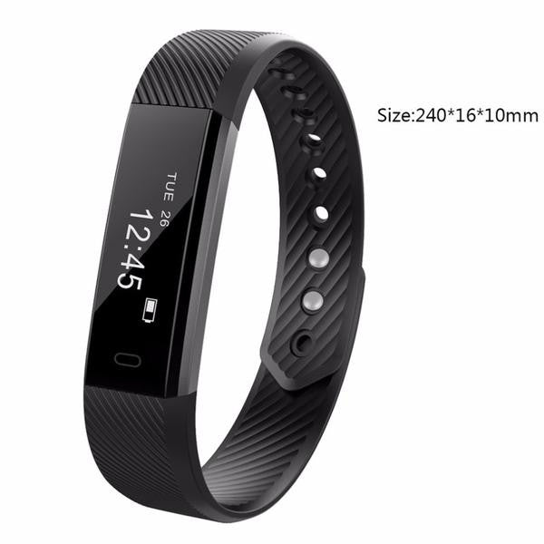 Wearable Devices - Brand-New-Sport-Smart-Wristband