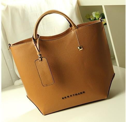 Bag - Lady Fashion Leather Handbag
