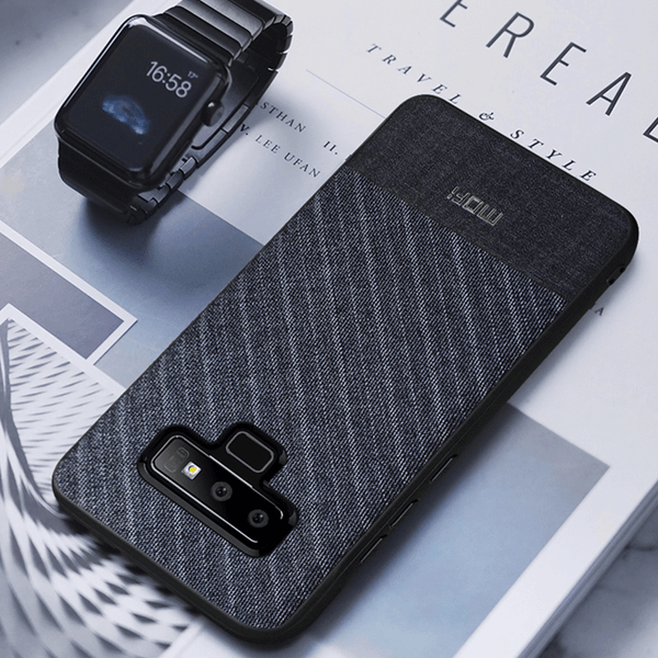 lowest price 7e27a 7c041 Handcrafted Cloth Fabric Soft Cover Case For Samsung Galaxy Note 9 (Buy 2  Get 15% Off)