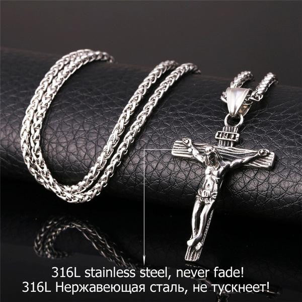 Necklace - New arrival crucifix necklace