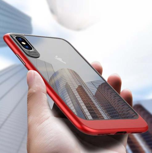 Luxury Slim TPU & PC Shockproof Armor Phone Cases for iphone 10 Fitted Cases(Buy 2 to get 15% off; Buy 4 to get 20% off)