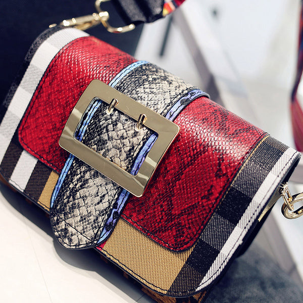 Bags - Fashion Luxurious Leather Women Messenger Bags