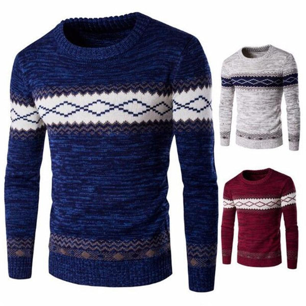 Clothing - Autumn Winter Brand Men Sweater