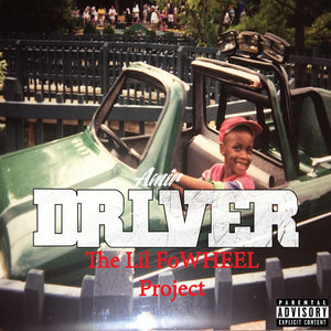 "SEVEN SHARKS AIRWAVE | AMIR DRIVER ""THE LIL FOWHEEL PROJECT"""