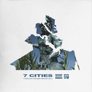 "SEVEN SHARKS AIRWAVE | T.COOKE x IZZY THE DJ x YM YAWN ""7 CITIES"""