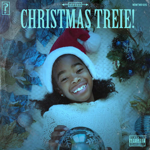 Christmas Treie EP Cover