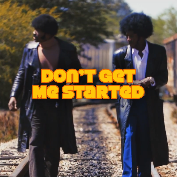 """DON'T GET ME STARTED"" 