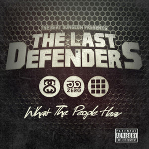 "SEVEN SHARKS AIRWAVE | THE LAST DEFENDERS ""WHAT THE PEOPLE HEAR"""