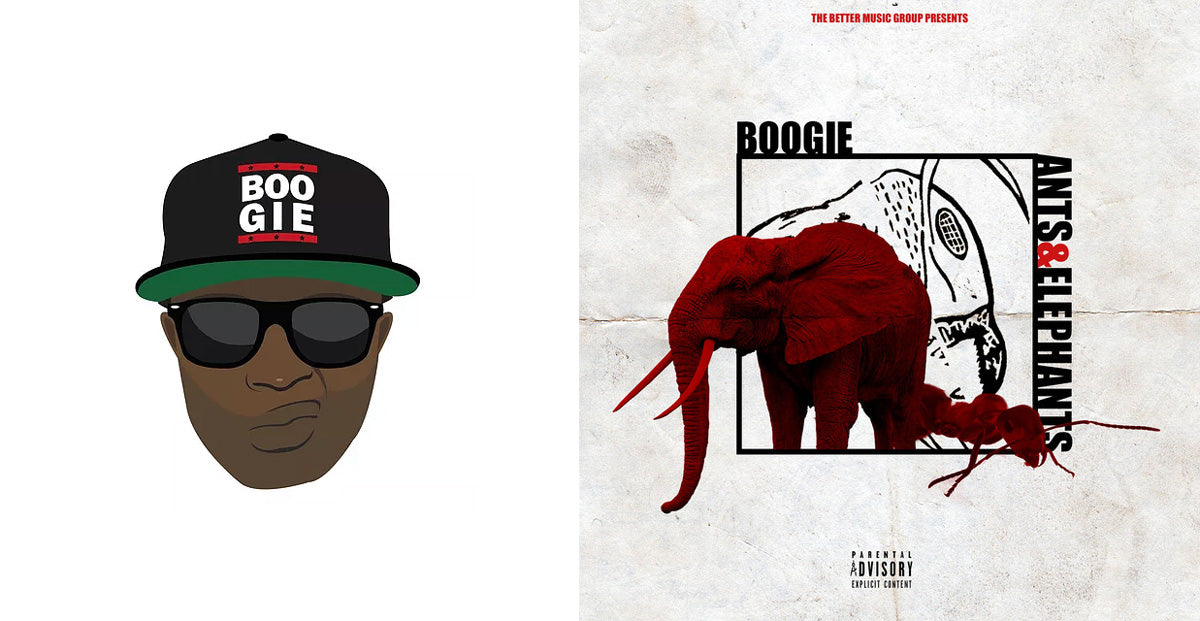 Boogie: ANTS & ELEPHANTS