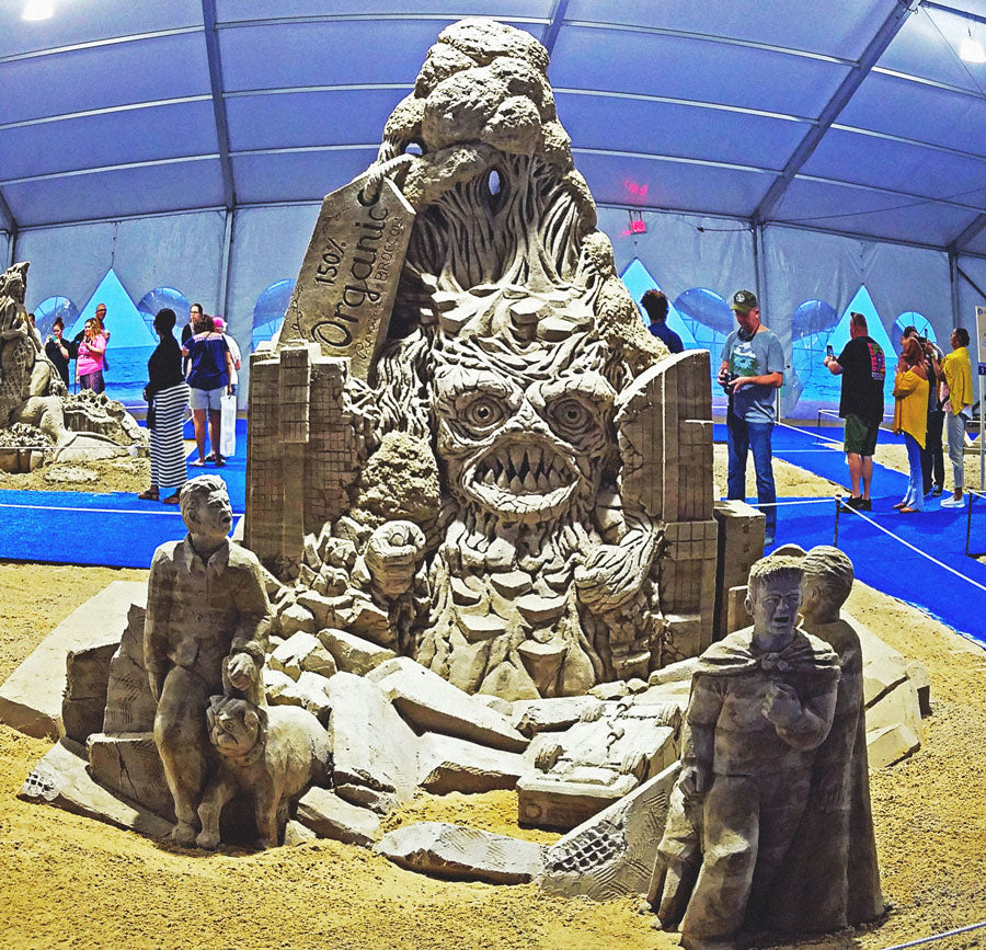 Seven Sharks Virginia Beach Neptune Festival 2018 Sand Castle Battle