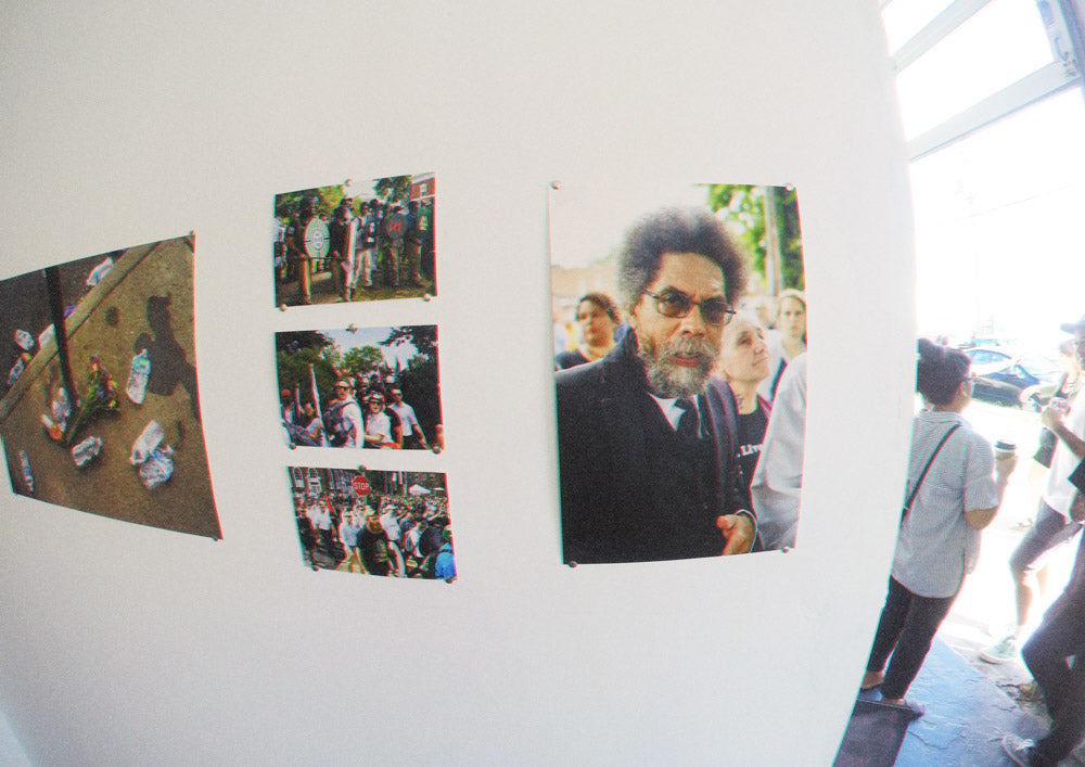 Dr. Cornel West: Thank You Gallery: Norfolk Zine Fest